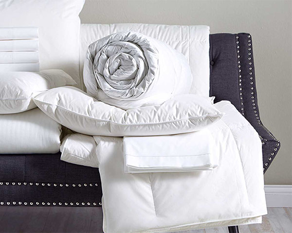Complete Hotel Bedding collection